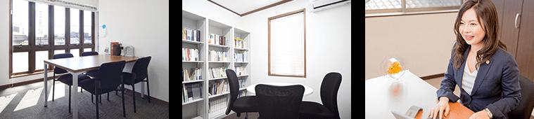事務所看板の写真/事務所外観の写真/弁護士の写真